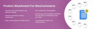 WooCommerceの製品添付ファイル | theDotstore
